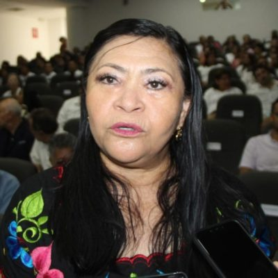 Mildred Ávila pide a municipios de QR atender el tema de violencia de género con ayuda de la ONU