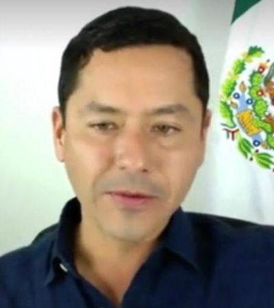 Alcalde de Campeche llama traidores a diputados locales por aprobar licencia a Moreno Cárdenas