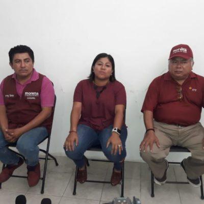 Por alto número de votos nulos, Morena pedirá que se abran todos los paquetes electorales en Cozumel