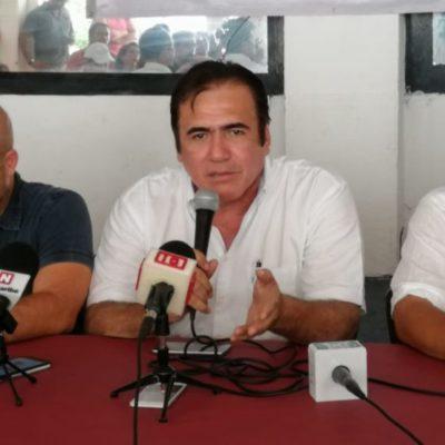 """""""VA A SER DIPUTADO POR UN DÍA"""": La alianza Morena-PT-PVEM presentará un recurso de apelación ante el Teqroo para obtener el tercer espacio que le fue otorgado a Roger Cáceres"""