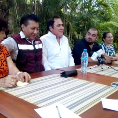 Morena presenta ocho juicios de nulidad ante el Ieqroo por irregularidades en la elección