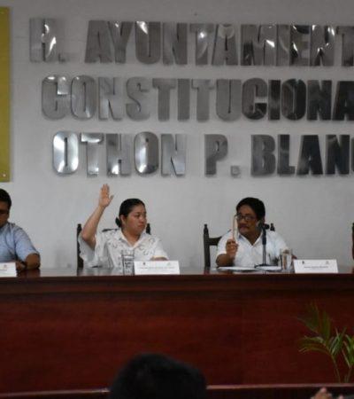 Regidores de OPB posponen aprobación de la propuesta de donación de terreno para la Guardia Nacional