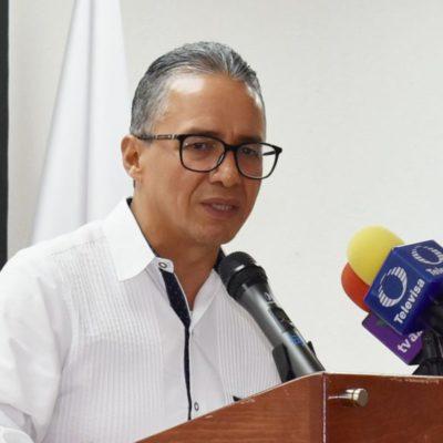 """""""La Fiscalía sigue a la espera de que el Congreso apruebe 500 mdp para combatir el rezago y contratar personal especializado"""", asegura Oscar Montes de Oca"""