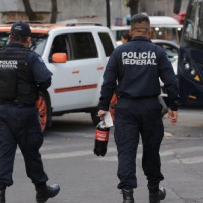 Meterán 'en cintura' a policías federales antes de incorporarlos a la Guardia Nacional