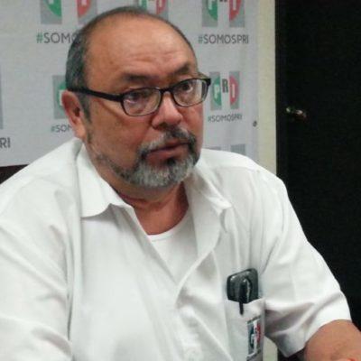 Priístas de QR temen fractura interna en el partido tras renuncia de José Narro