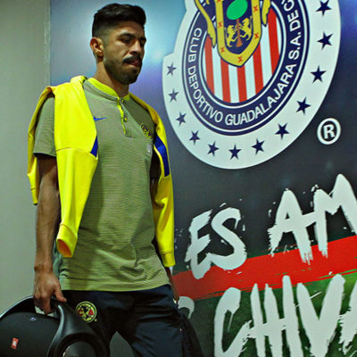Confirma América salida de Oribe Peralta… va a Chivas