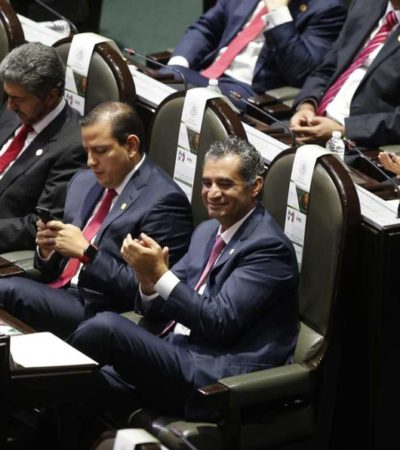 INDIGNA A BANCADA PRIISTA AUSTERIDAD EN LA CÁMARA DE DIPUTADOS: '¿Qué sigue… tomar café frío?'