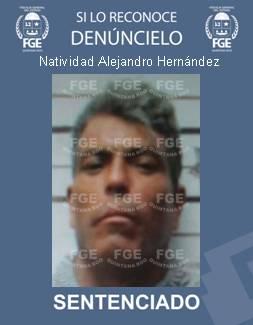 Dan 50 años de cárcel a asesino y violador de niña en escuela de Playa del Carmen