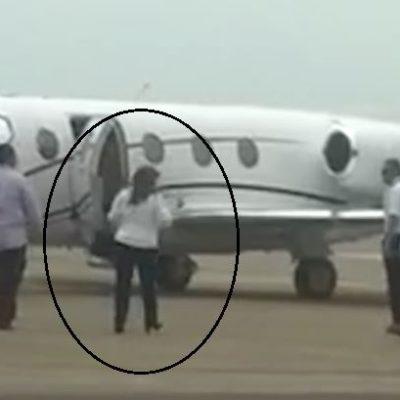 FUEGO AMIGO: Revelan morenistas que Polevnsky rentó jet privado para apoyar campañas en Tamaulipas