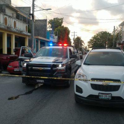 Robo con violencia deja a una persona herida en Cancún