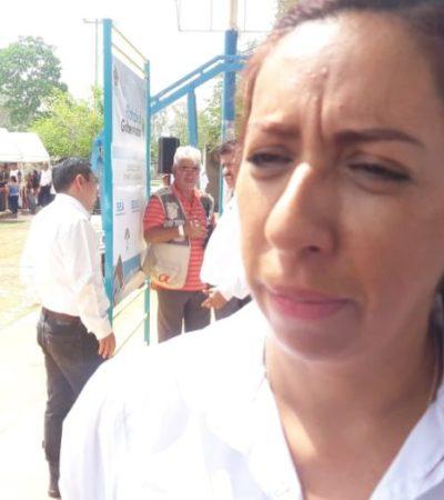 """No podemos tener salones con 10 alumnos"", responde Ana Isabel Vásquez a padres de Naranjal"