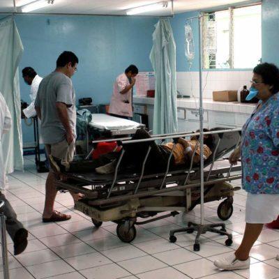 Reducen institutos de salud 500 mdp en gasto durante primer cuatrimestre del año