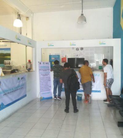 Anuncia Satqroo un operativo en expendios y mini súpers que venden bebidas alcohólicas en Tulum