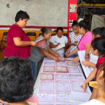 REBASARON LOS VOTOS NULOS A CUATRO PARTIDOS: 14 il 898 electores no votaron por nadie en comicios de Quintana Roo