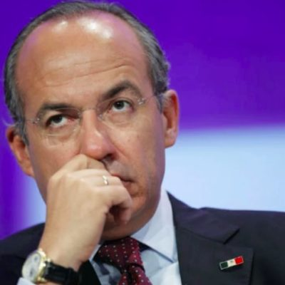 """""""AHÍ EL PARTIDO SÓLO RESTA"""": Acusa Felipe Calderón al PAN de la derrota en Quintana Roo"""