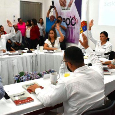 QUITAN UNA 'PLURI' A MORENA: Entregan constancias de mayoría a diputados de representación proporcional para completar el próximo Congreso de QR