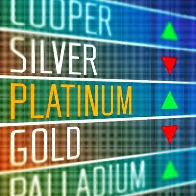 EL ESTADO DE LAS MATERIAS PRIMAS: En tiempos de incertidumbre, las inversiones buscan valores de refugio y opciones hay muchas