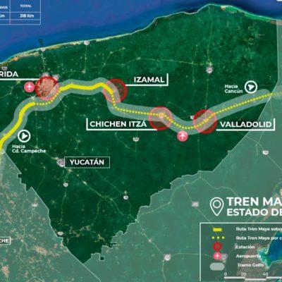 ORGANIZACIONES MAYAS Y CIENTÍFICOS, CONTRA EL TREN MAYA: Desde la península de Yucatán, exigen suspensión del proyecto insignia de AMLO
