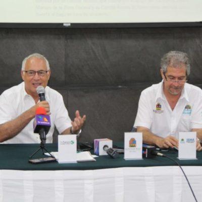 Anuncia la SEMA el aseguramiento de playas y arrecifes de siete municipios de QR hasta por 3.8 mdd