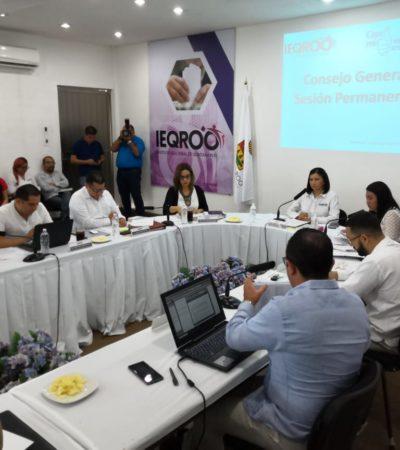 Proyecto de plurinominales deja a Morena con dos curules