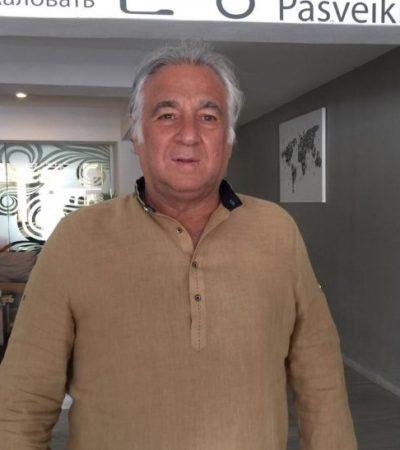 Anuncia Miguel Torruco que no despachará desde Chetumal, pero que hará visitas frecuentes