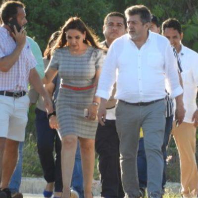 Mara Lezama asegura que reapertura al público del Malecón Tajamar está en proceso y será lo antes posible