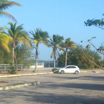 La reapertura del Malecón Tajamar depende del seguro que cubrirá daños causados en la zona, asegura Rogelio Jiménez Pons