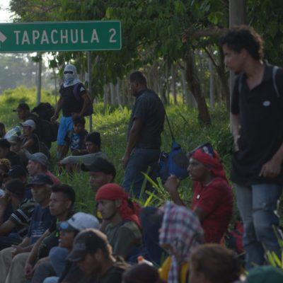 SUFRE MÉXICO: Migrantes en el sur; Trump en el norte… y evaluaciones negativas de calificadoras