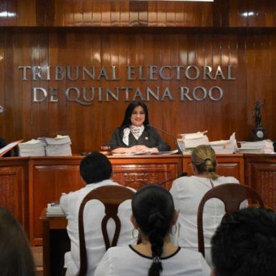 Teqroo confirma y ratifica validez de los resultados electorales en cuatro de los 15 distritos de QR