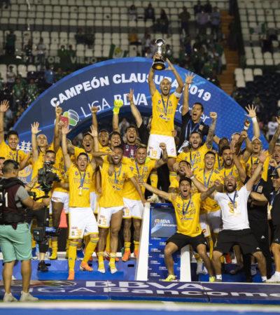 Anuncian calendario del torneo Apertura 2019; inicia el 19 de julio y para el 15 de diciembre habrá nuevo campeón