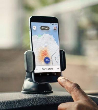 SE REACTIVA APLICACIÓN DE UBER: Tras 17 meses de pausa, vuelve a operar la plataforma digital de transporte en Cancún