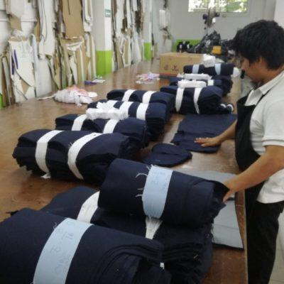 Empresas quintanarroenses ganan licitación estatal para fabricar 900 mil uniformes escolares del periodo 2019-2020