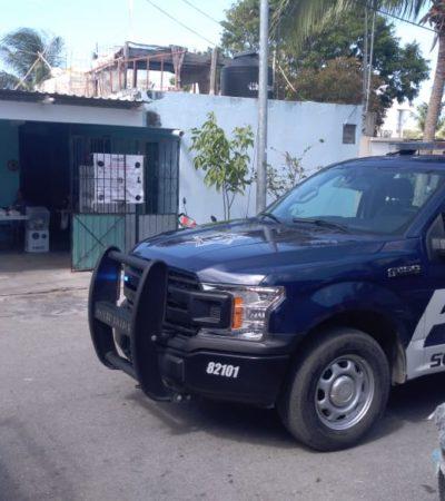 Frenan fiesta en Playa por reporte de venta de alcohol… ¡enfrente de una casilla electoral!