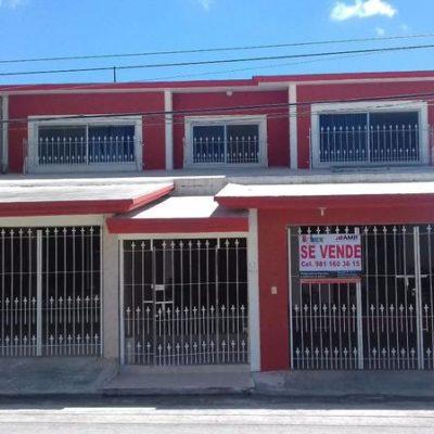 Cae venta de viviendas usadas; sólo se salvan Campeche y Yucatán