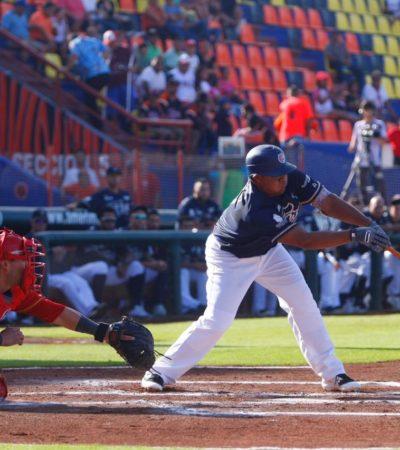TIGRES GANA LA GUERRA CIVIL: Otra vez Javier Solano lució en casa y rally de cuatro en el segundo acto, encaminaron a los felinos a vencer 10-4 a los Diablos Rojos del México
