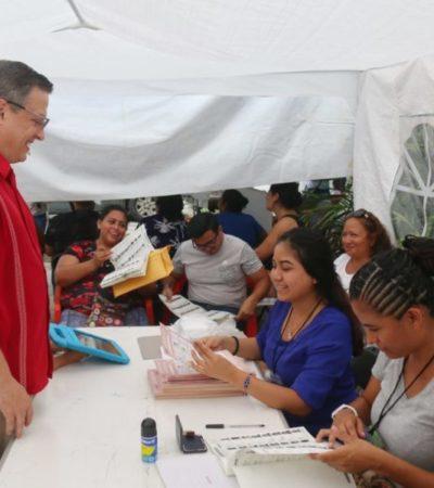 Luis Alegre Salazar invita a la población a salir a votar