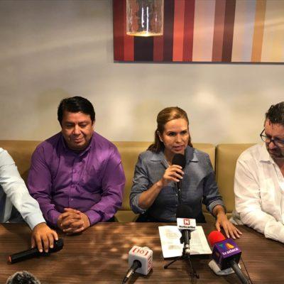 """""""TENEMOS UNA VENTAJA IRREVERSIBLE"""": La panista Lili Campos se declara ganadora en el disputado distrito 10 de Playa del Carmen"""