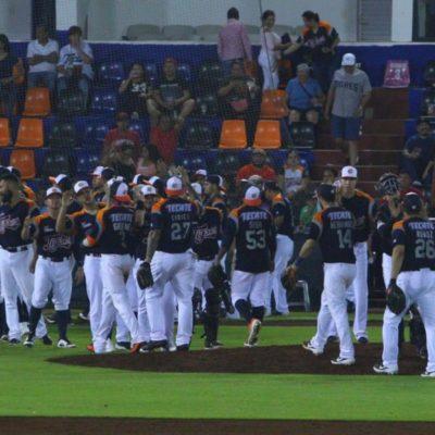 Tigres de Quintana Roo se enfrentarán a Leones de Yucatán en el estadio Kukulcán