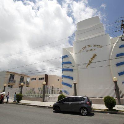 Tras ser detenido en EU por pornografía y violación de menores, seguidores del líder de 'La Luz del Mundo' en Cancún realizan 'jornada de oración'