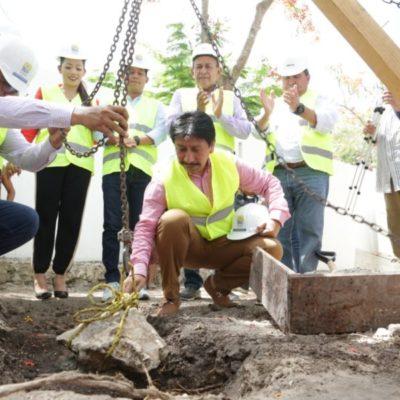 Inicia la construcción de un cementerio vertical, ante demanda de servicios funerarios en Tulum