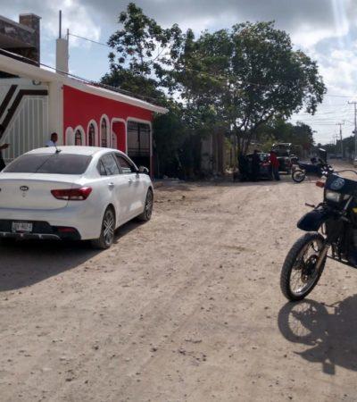 Reportan disparos e intento de asalto en la Región 235 de Cancún