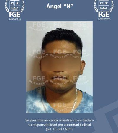 SE OCULTABA EN UN HOSTAL EN GUADALAJARA: Capturan a un hombre que en abril cometió un millonario robo a un banco en Cancún