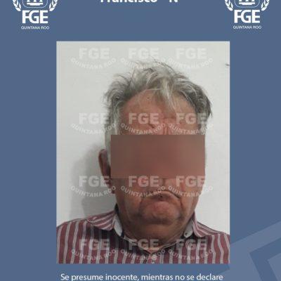 Detienen y dictan prisión preventiva a hombre acusado de violación en Cancún