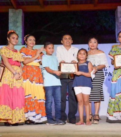 Ayuntamiento de Tulum realiza evento cultural para celebrar el Día del Padre