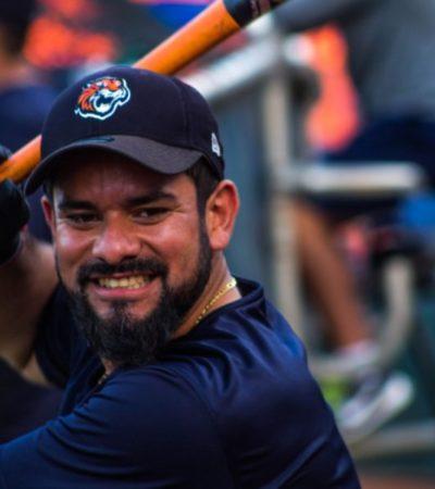 Tigres de Quintana Roo entrenan para ganar la segunda vuelta de la temporada 2019 de la Liga Mexicana de Beisbol
