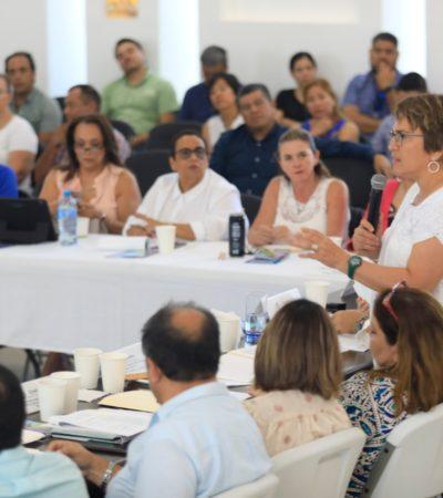 Encabeza Alcaldesa Primera Sesión Ordinaria del Consejo Consultivo de Turismo en Solidaridad
