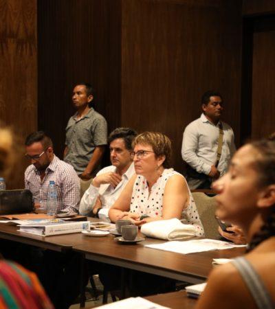 Presentan proyecto de Plan Integral de Movilidad para Playa del Carmen