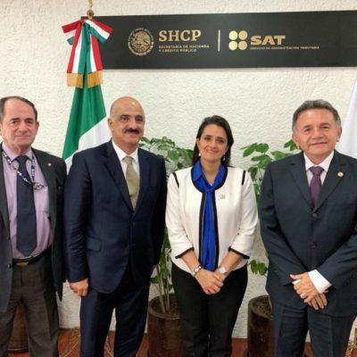 Gestiona Senador Pech reapertura del Puente Viejo de Subteniente López en Chetumal