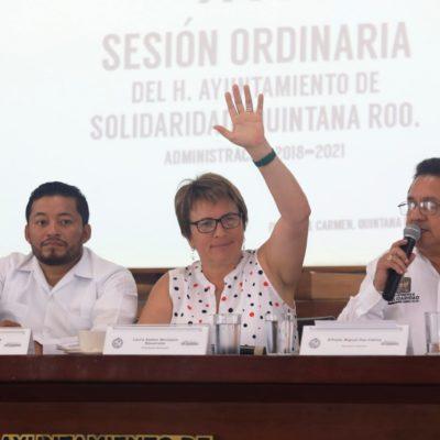 Aprueba Cabildo 'feria de descuentos' en el cobro de impuestos y permisos en Solidaridad