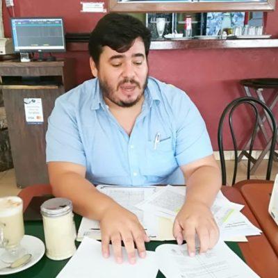 Denuncian a Julio Asencio Reynoso por falsificación de firmas para apoderarse de un terreno en la zona costera
